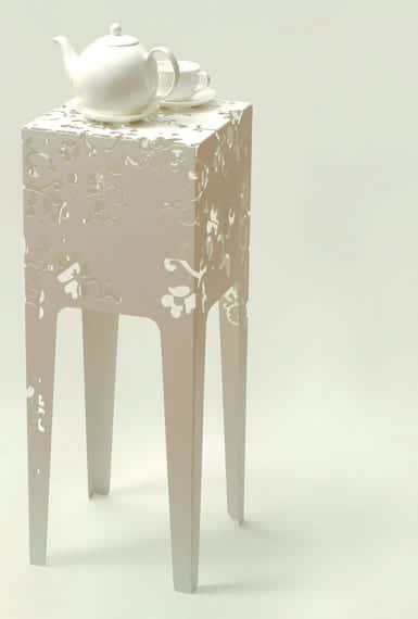 romance mesitas cafe mobiliario chic