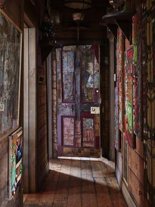 Casas con encanto decoraci n vintage arte y coleccionismo 1 - Decoracion vintage casa ...