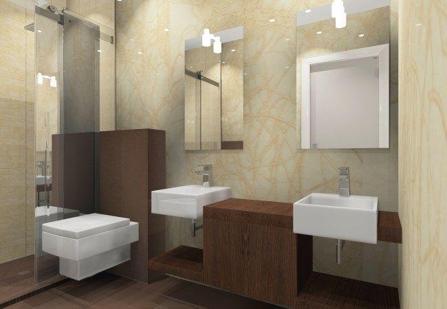 Puerta Baño Hacia Afuera:Instalar puertas correderas en el baño