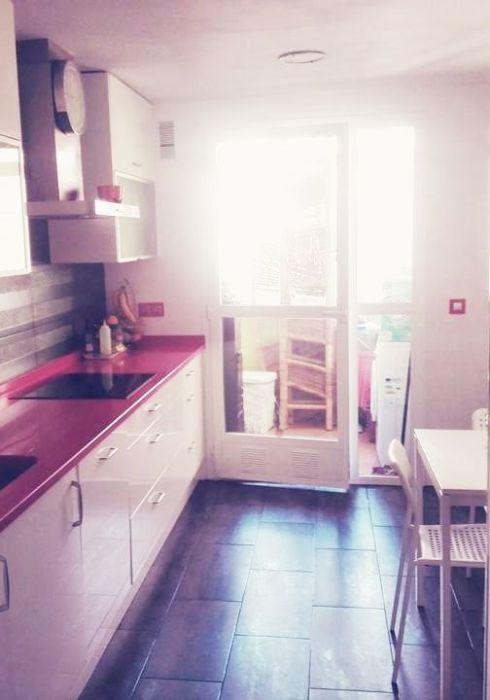 Casas con encanto piso pequeño con decoración boho chic singular 12
