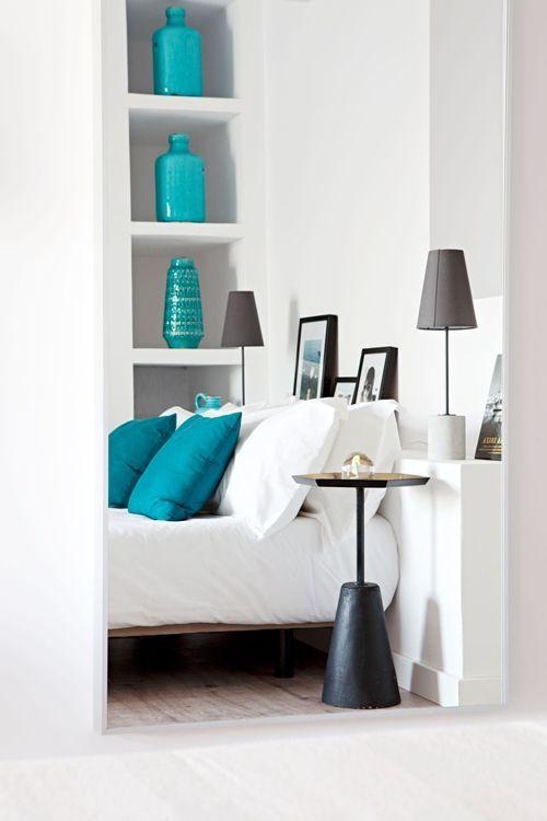 Casas con encanto dolce vita en un apartamento de 40 m2 for Decoracion casa 40 m2