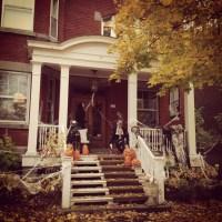 Halloween: la maison la mieux dcore de Montral - Dconome