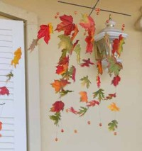 My creative: Making Fall Leaves of Paper, Festive Fall ...