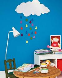 Craft Ideas for Kids Room Decorating with Fabrics and ...