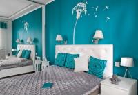 Turquoise on Pinterest | Turquoise Bedrooms, Aqua and Nail ...