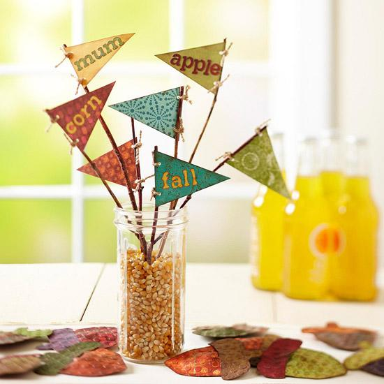 25 Simple Fall Decorating Ideas And Fun Fall Crafts For
