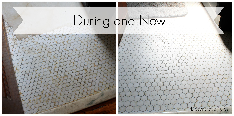 Fullsize Of Black Hexagon Tile