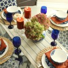 tablesetting, fall