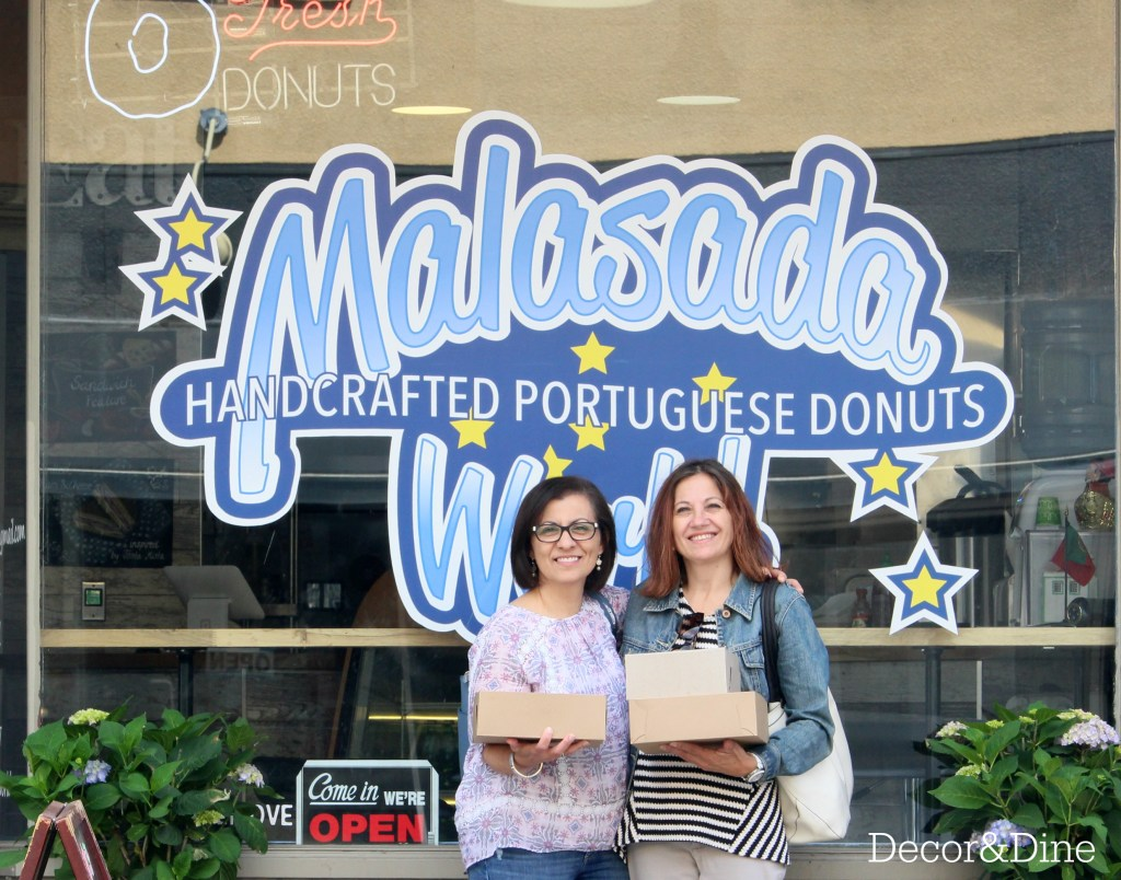 Malasada World Marg&Ilda