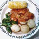 Chicken Paprika Dinner