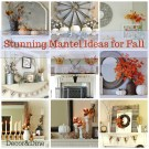 Stunning Mantel Ideas for Fall