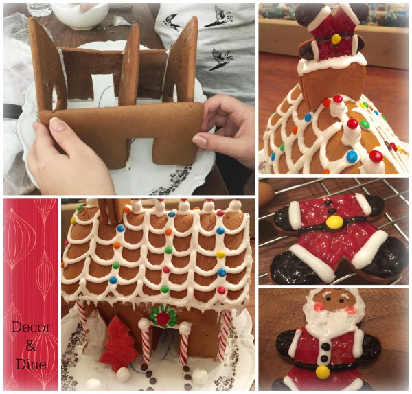 Building a Gingerbread House