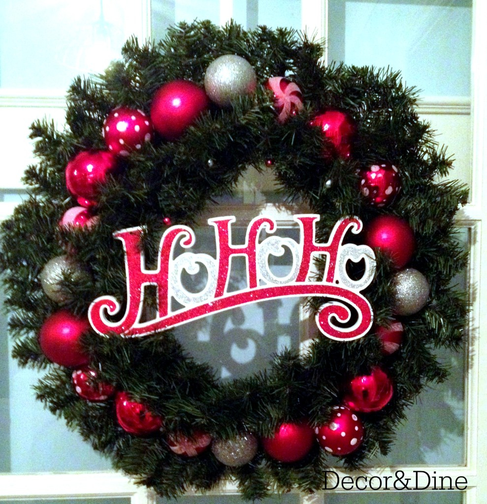 Diy Christmas wreath -2