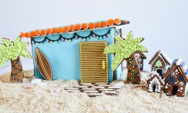 Gingerbread Surf Shack