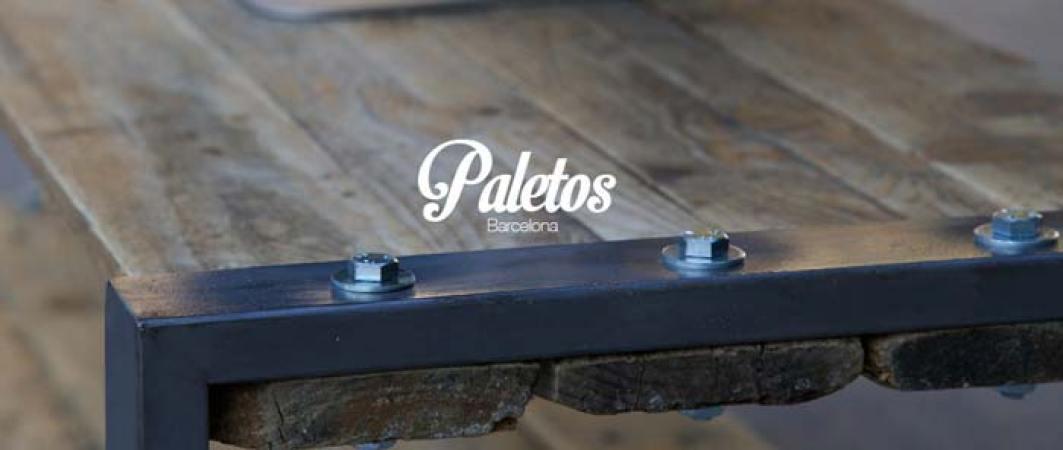 Muebles Para Baño Hechos Con Palets:Muebles hechos con palets por Paletos – Decorar Mi Casa