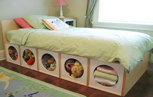 Diy Under Bed Storage Decorating Your Small Space