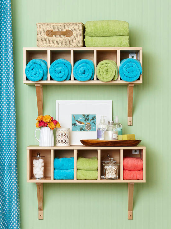 Small Bathroom? Great Ideas! Decorating Your Small Space - decorating ideas for small bathrooms