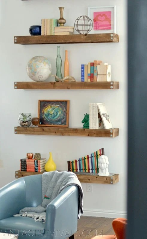 Diy Floating Shelves Decorating Your Small Space