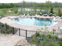Kansas City Pool Decks & Coping | Aesthetic Concrete Designs