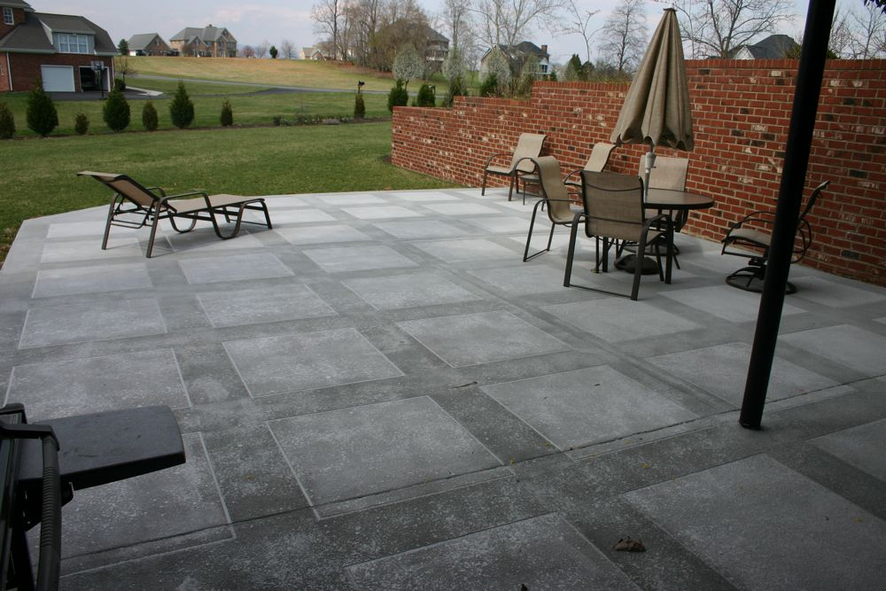 Sprayed Concrete Overlay Virginia Concrete Restoration
