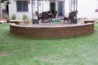 Free Standing Retaining Walls, Sitting walls and Columns