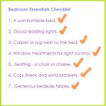 Essentials of a Well Designed Bedroom