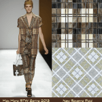 Mad For Plaid Is Fashionable In Mosaic Tile