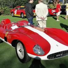 1957 Ferrari TRC 500
