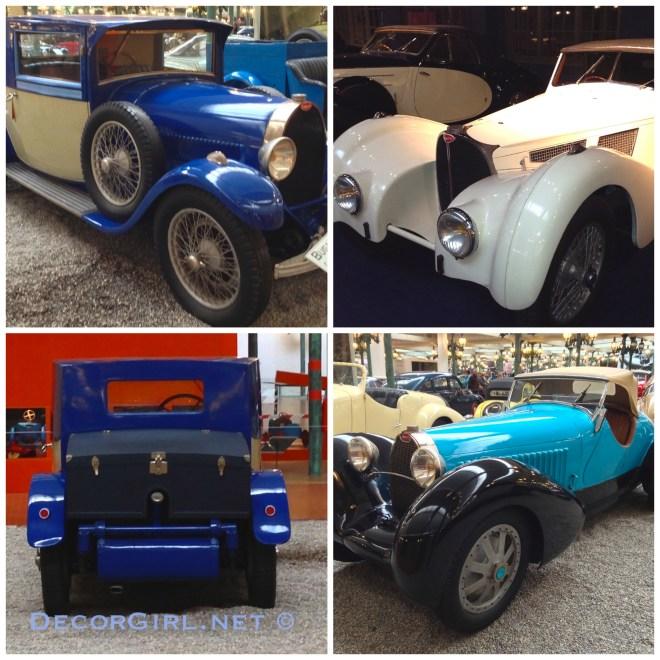 Rare Bugattis from Mulhouse-imp