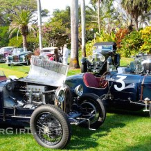 Vintage cars from Classic Sports Sunday