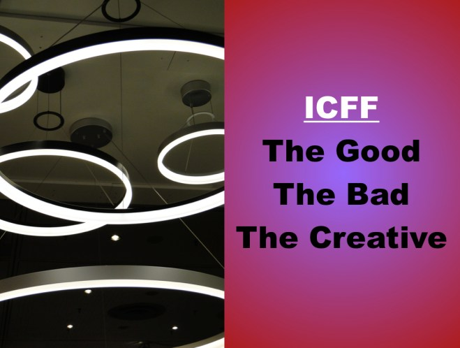 Icff 2014 Recap The Good The Bad And The Highly Creative