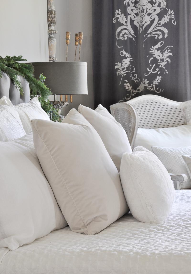 Hairy Deck Halls Home Tour Bedroom Decor G Designs Bedroom Suite Bedroom bedroom Beautiful White Bedroom