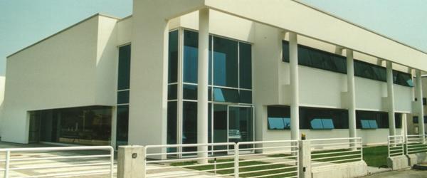 Capannone industriale - Castello di Godego (TV).