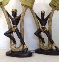African Corner: African Floor Lamps. www.decorhubng.com