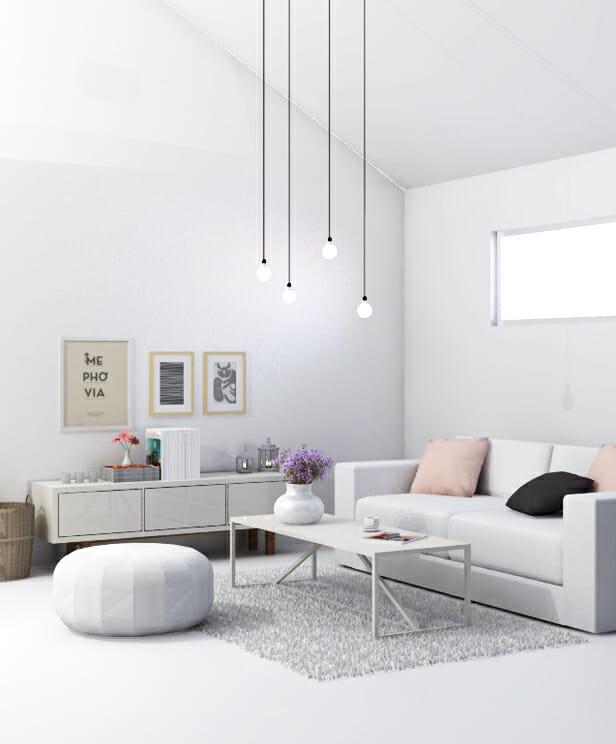 10 Best Tips for Creating Beautiful Scandinavian Interior Design - living room design tips