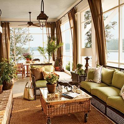 Tropical Style Living Roomarhdecors Decoration - Cool Furniture - tropical living room furniture