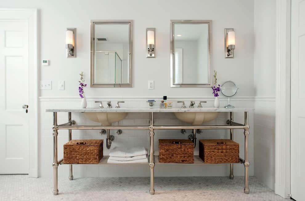 25+ Beautiful Bathroom Mirror Ideas by Decor Snob - bathroom vanity mirror ideas