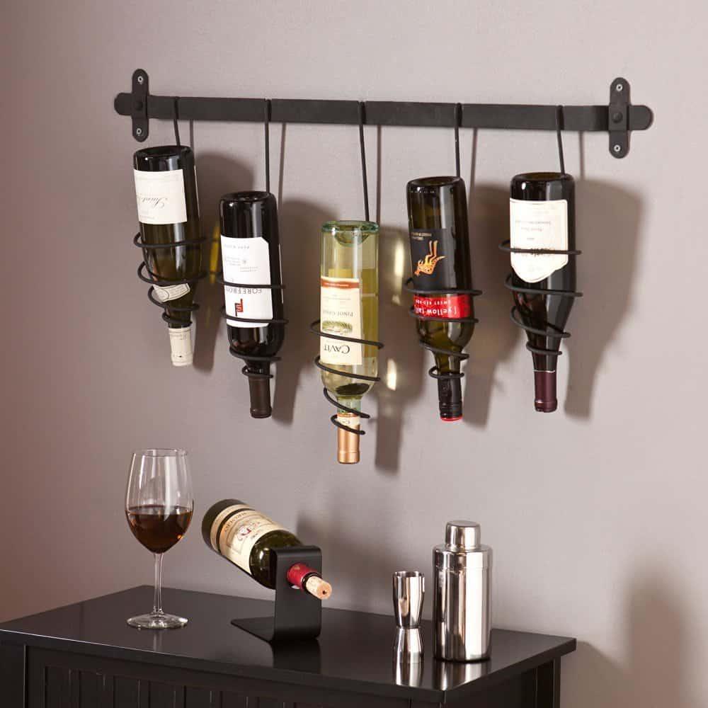 100+ Creative Wine Racks and Wine Storage Ideas [ULTIMATE