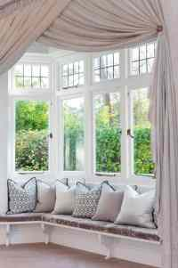 How to Choose the Best Bay Window Curtains | Decor Snob