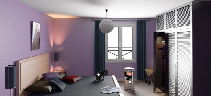 Prevention une maison bien d cor e saine et s re - Chambre bien decoree ...