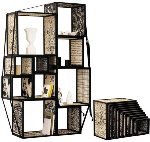 etag res seletti originales chics et multifonctionnelles. Black Bedroom Furniture Sets. Home Design Ideas