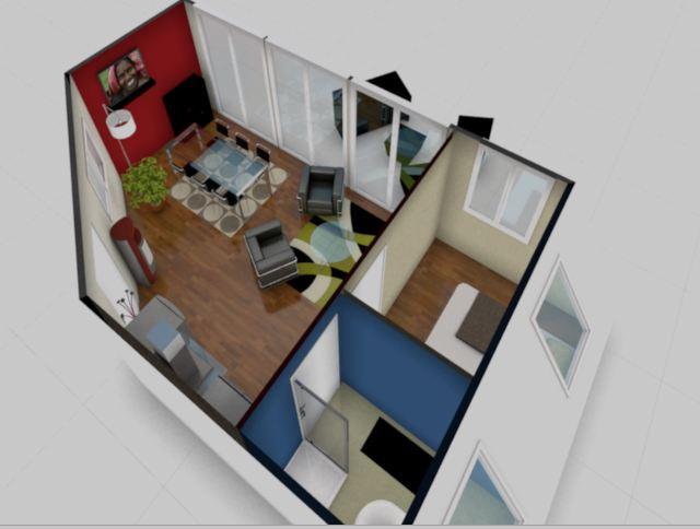 Mysketcher l incroyable logiciel d 39 agencement 3d gratuit for Architecte interieur 3d gratuit