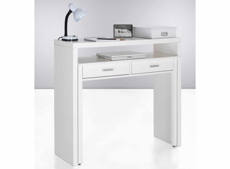 Console bureau sisko for Bureau console