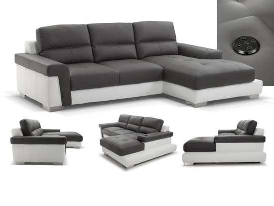 intenz le canap avec syst me audio int gr. Black Bedroom Furniture Sets. Home Design Ideas
