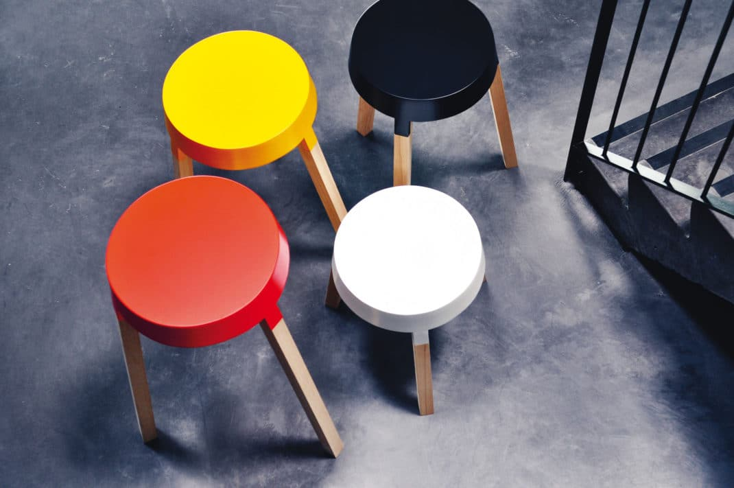 Table d 39 appoint bxl by beno t deneufbourg deco tendency - Petite table d appoint pas cher ...