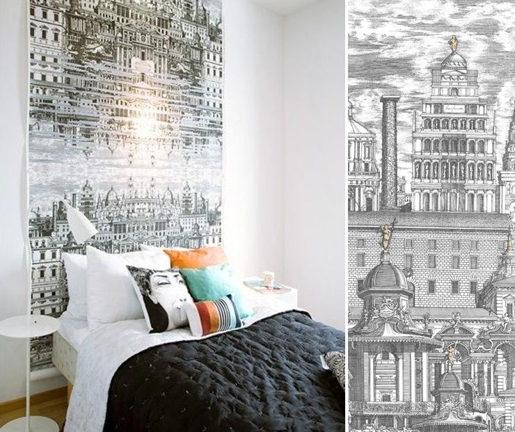 papier peint comment choisir le sien deco tendency. Black Bedroom Furniture Sets. Home Design Ideas
