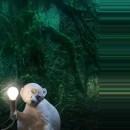 Seletti présente sa collection de lampes Monkey