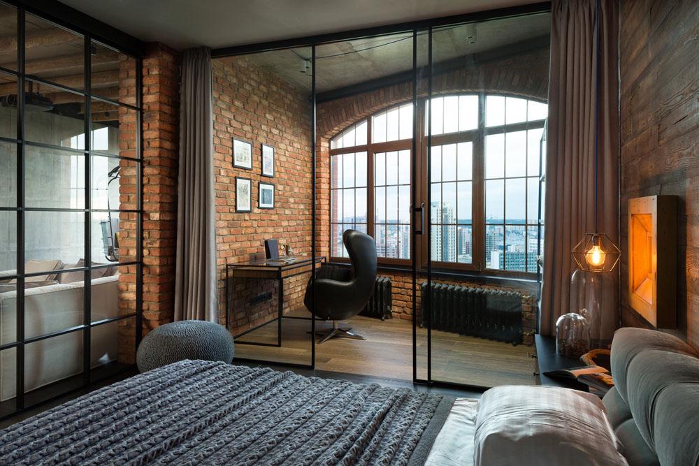 Maison Contemporaine Bois En Kit : la chambre à coucher adulte , un jardin secret la chambre à coucher