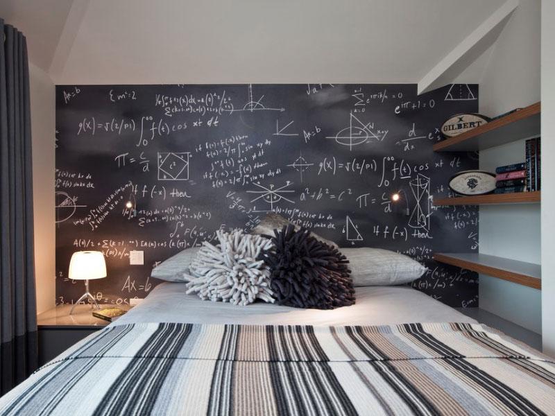 ... court à son imagination et décorer lui-même sa chambre à volonté