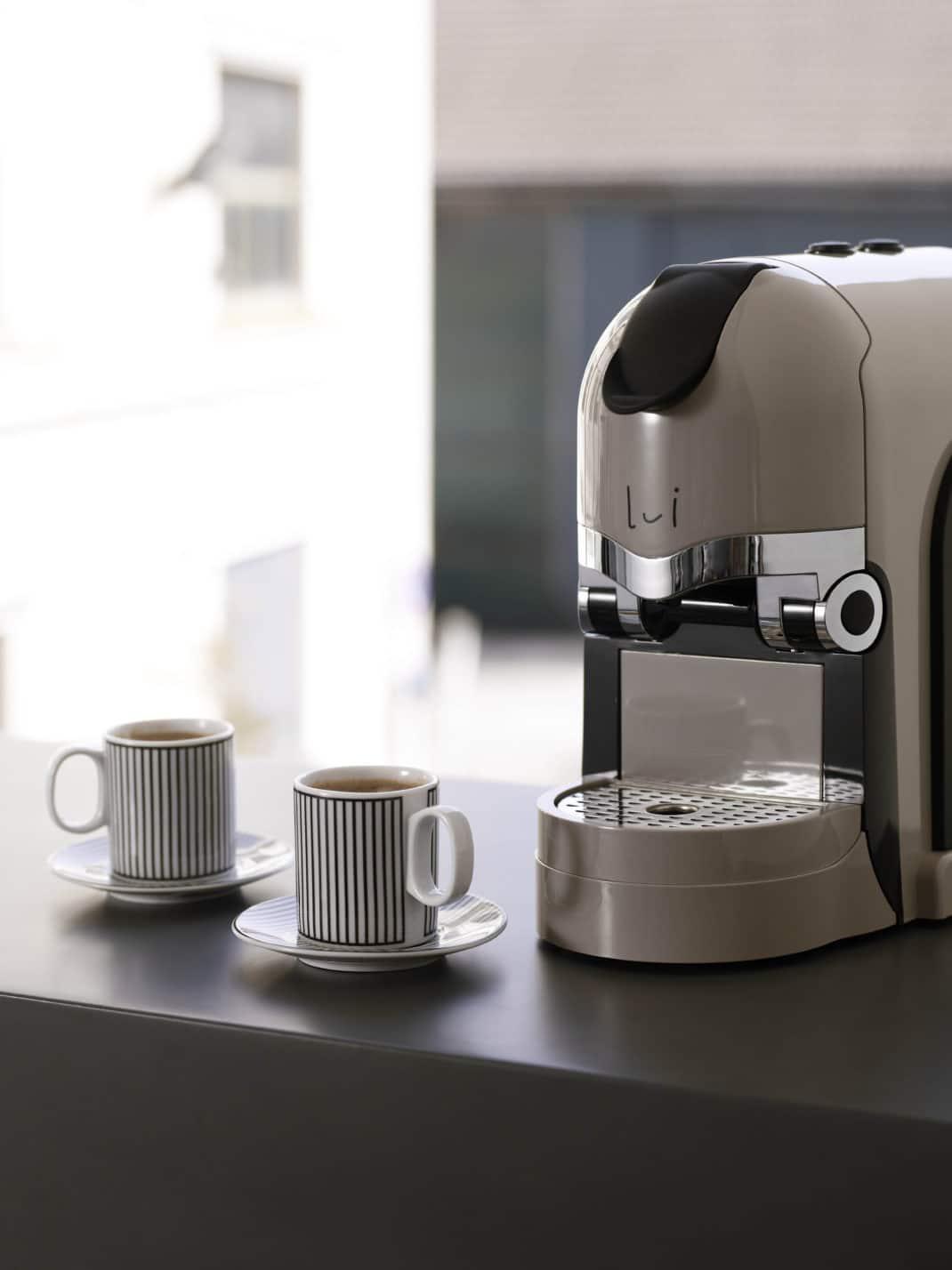 Machine A Cafe Lui Habitat